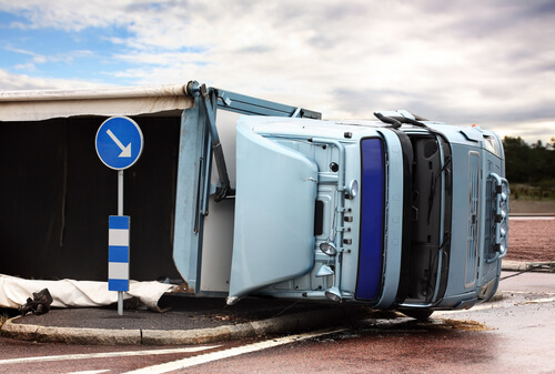 Types Of Common Trucking Accidents In Oklahoma